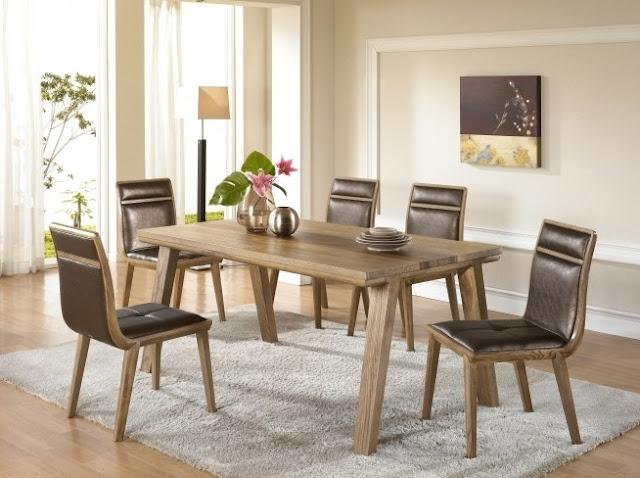 kumpulan gambar meja makan unik