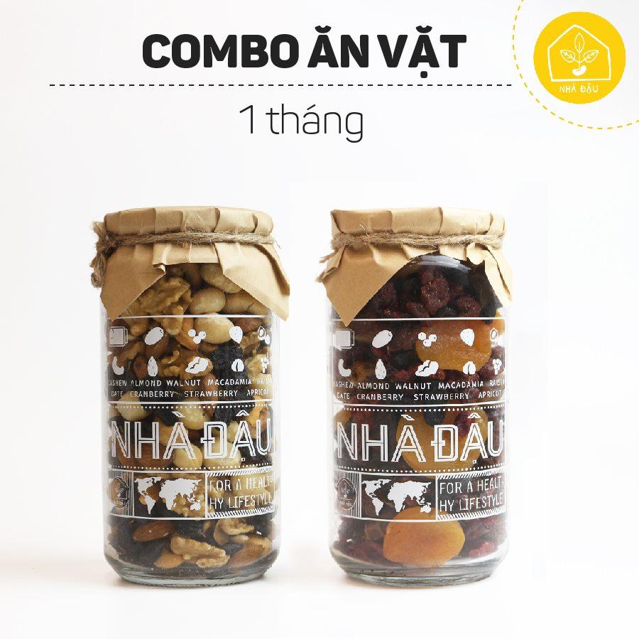Mix 5 loại hạt dinh dưỡng giàu Omega 3 tốt cho Bà Bầu