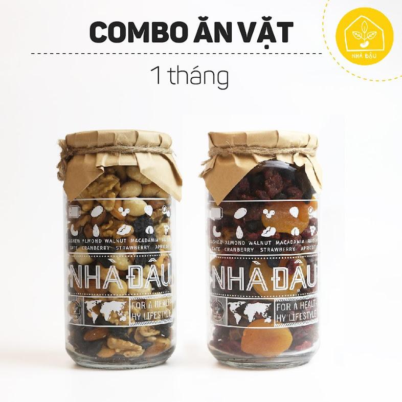 [A36] Combo dinh dưỡng cho Bà Bầu ăn sáng 580k
