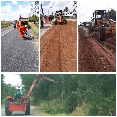 MANUTENÇÃO: DER realiza manutenção e recuperação asfáltica na região do Vale do Paraíba.