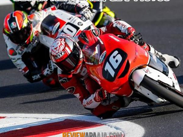 Mario Suryo Aji Masuk 10 Besar Klasemen CEV Moto3