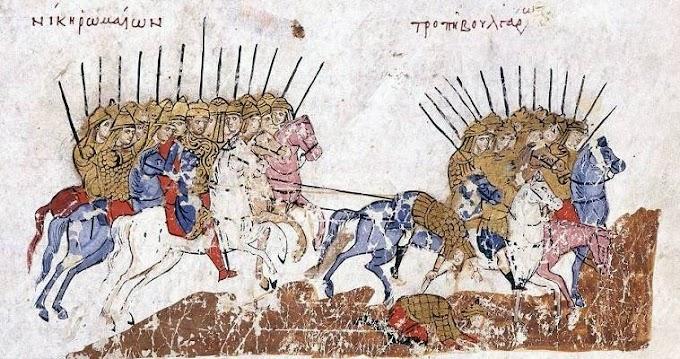 Σετίνα 1017 μ.Χ. Ο άγνωστος θρίαμβος του Βασιλείου Β' Βουλγαροκτόνου
