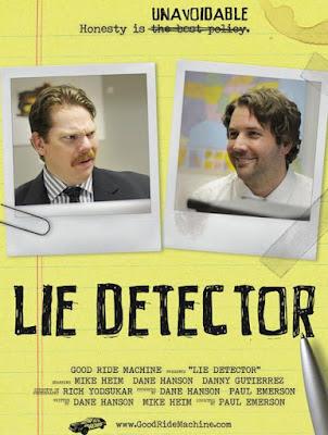 Detector de mentiras, film