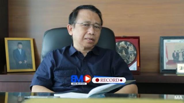Marzuki Alie Klaim Tidak Pernah 'Main-main' Anggaran Saat di DPR
