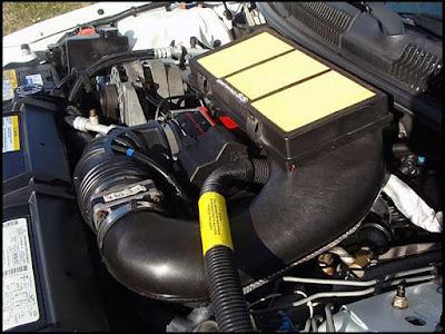LT4 Camaro SS engine