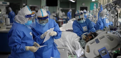 COVID-19 Cases In Nigeria Climbs To 28167 After 603 New Cases