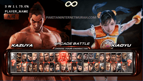 tekken 6 ppsspp download pc