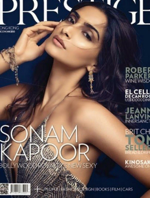 Sonam Kappor New Bollywood Actress Pics 2016 Dirty Picture Hot Painting