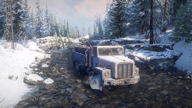 Analisis de Snowrunner para PS4