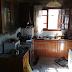 Ιωάννινα:Λαχτάρησε ηλικιωμένο ζευγάρι  από φωτιά στο σπίτι τους [φωτό]