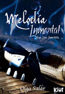 Melodía Inmortal (Lazos Inmortales 1)- Olga Salar