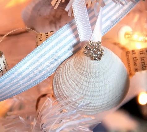 add beads to shells