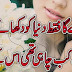 30 Best good status for whatsapp 2017 shayari urdu jeena to padega faqat dunya ko dikhane ke liye