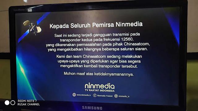 Siaran-TV-Ninmedia-menghilang-gangguan-transmisi-satelit-Chinasat-11