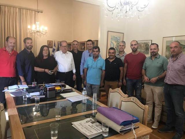 Δράσεις για την οδική ασφάλεια αναλαμβάνει η Περιφέρεια Πελοποννήσου