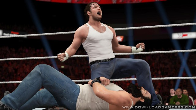 WWE 2K16 [+ All DLC] - Download game PS3 PS4 RPCS3 PC free