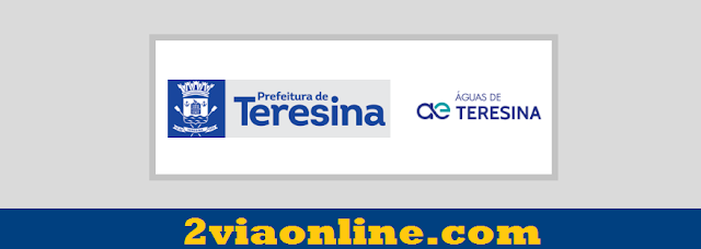 Águas de Teresina-PI: confira como consultar fatura e gerar boleto