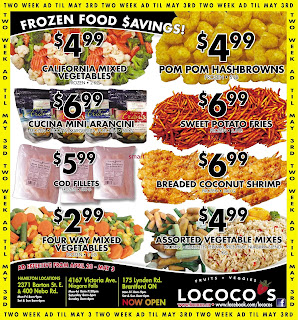 Lococo's Weekly Flyer April 20 - May 3, 2018