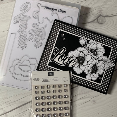 Stampin' Up! Always Dies for Valentines from Stampin' Up!