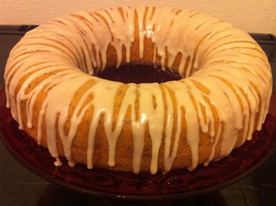 Lemon Drizzle Bundt