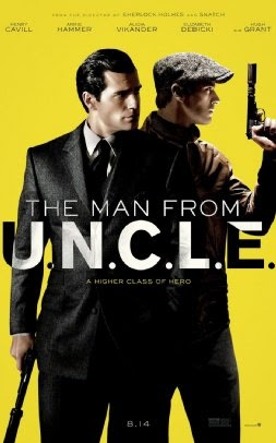 Sinopsis Film The Man From UNCLE