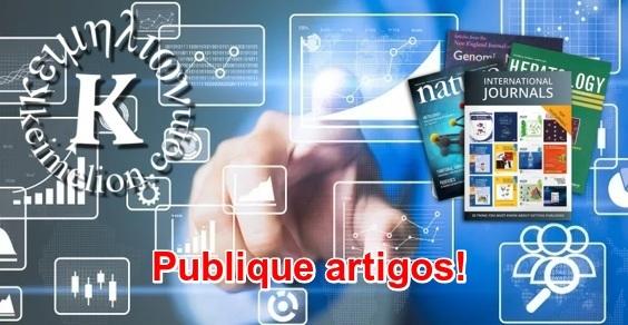 A publicação de artigos científicos é crucial para a carreira acadêmica.