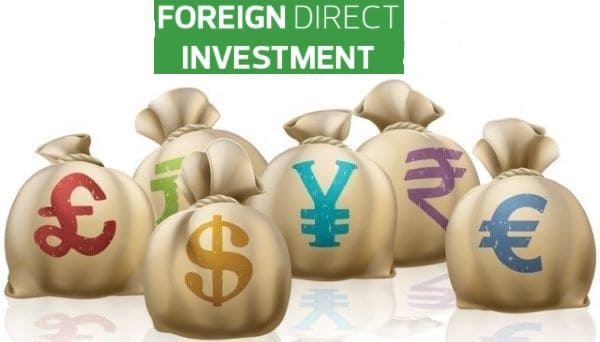 Definition of foreign investment