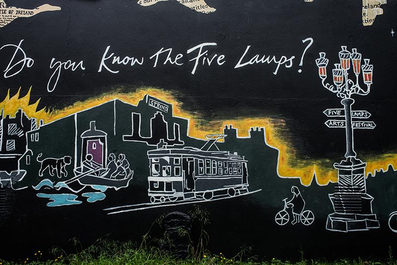 murals Dublin