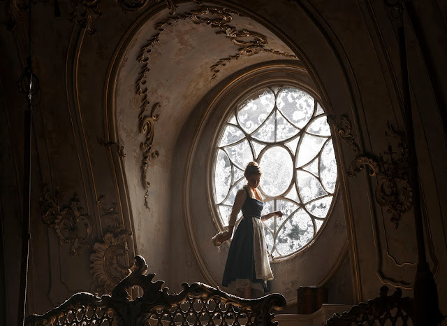 Belle, upcoming movies, sneak peeks, Tale as Old as Time, live action movie