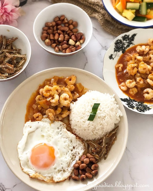 sambal prawn recipe