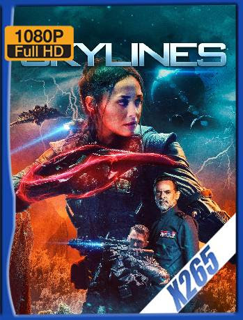 Skylines (2020) BDRip 1080p x265 Latino [GoogleDrive] Ivan092
