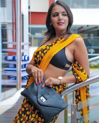 shreyal pandey hot photos