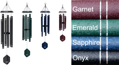 Enter the QMT/Arabesque Windchime Giveaway. Ends 8/29