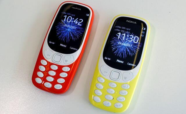 Nokia 3310 iphone alternative