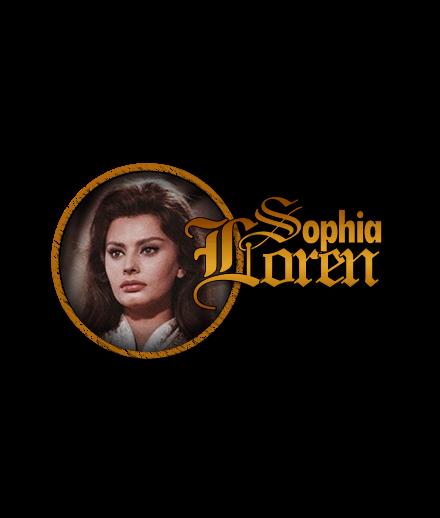 SOPHIA LOREN  ( Bio/Filmo )