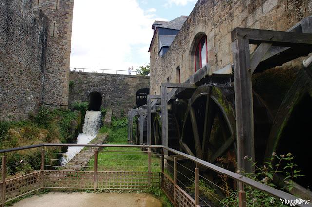 Mulini ad acqua del Castello di Fougeres