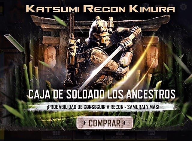 Katsumi Recon Kimura