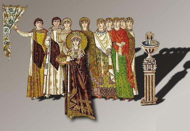 Oι Αυγούστες του Βυζαντίου