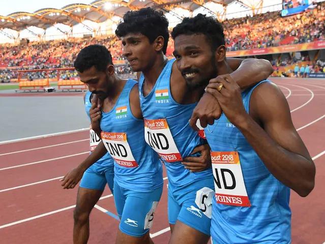 टोक्यो ओलंपिक: भारतीय 4x400 मीटर रिले टीम ने एशियाई रिकॉर्ड तोड़ा लेकिन फाइनल के लिए क्वालीफाई करने में विफल