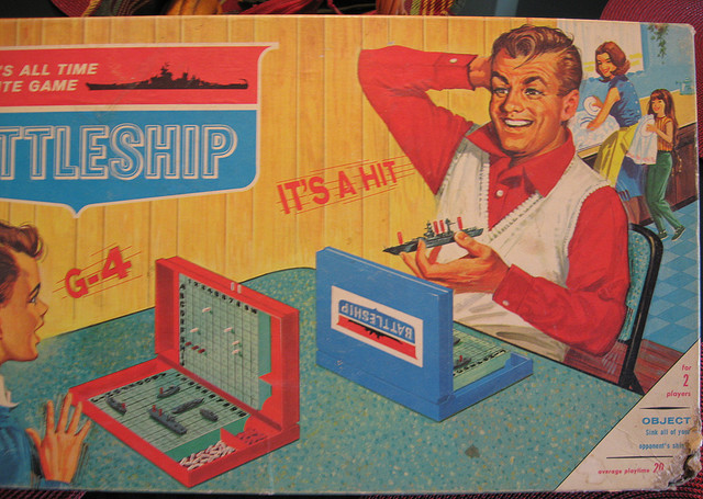 To Sell A Vacuum Dishes And Battleship Fun For The Whole Family