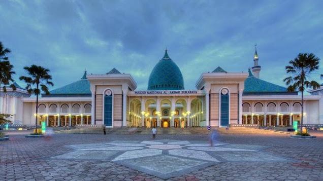 Masjid Al-akbar Surabaya