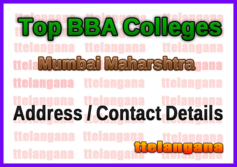 Top BBA Colleges in Mumbai Maharshtra