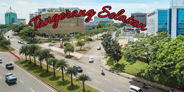 Spot orderan gosend Tangerang selatan