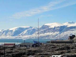 Greenland - The Early Wireless Scene