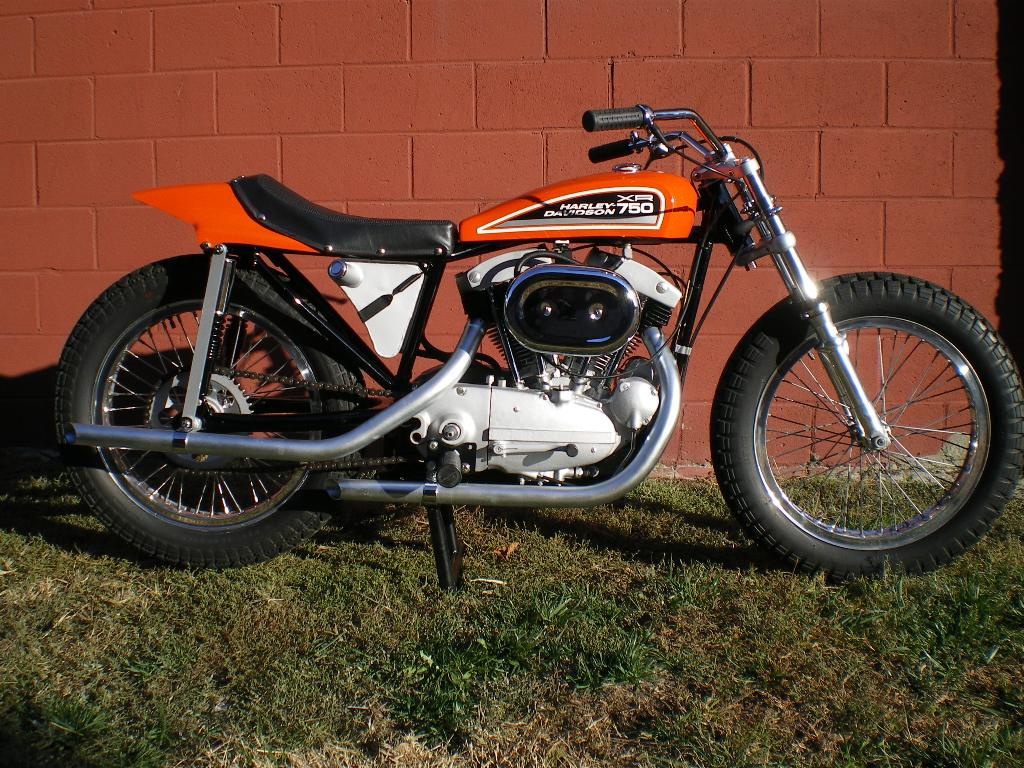 The Harley Davidson Xr 750: 5 Classical Harley Davidsons Motorcycles