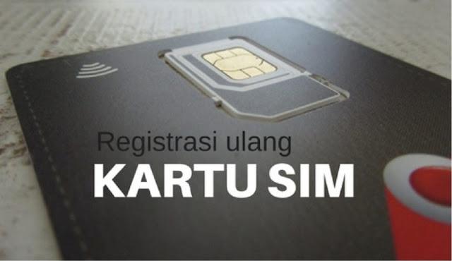 Registrasi Ulang Sampai 30 April : Kartu SIM Takut Terblokir Karena Masalah NIK dan KK ? Inilah Solusinya !