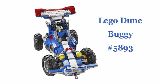 Lego Dune Buggy #5893