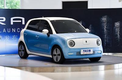 4 Mobil Listrik  Termurah 2021