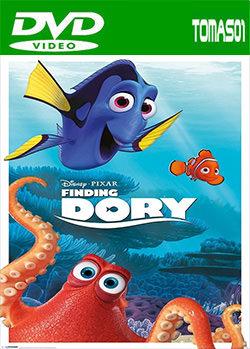 Buscando a Dory (2016) DVDRip