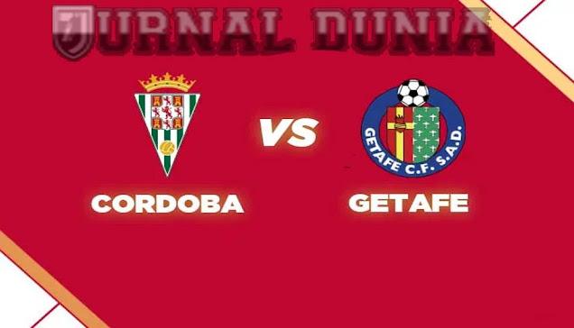 Prediksi Cordoba vs Getafe